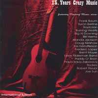 International Edition — 15 Years Crazy Music