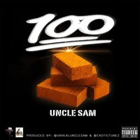 100 Bricks — Uncle Sam