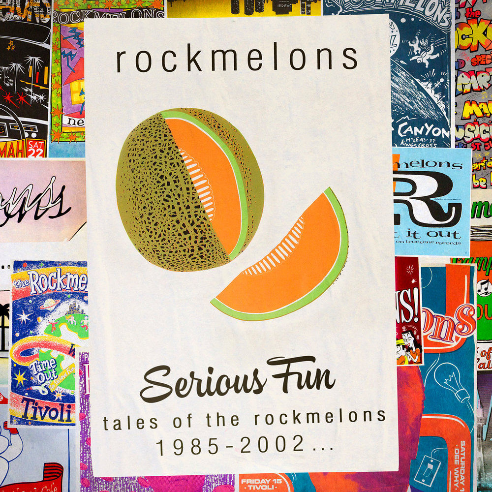 Rockmelons, The - Rhymes / Hypnoteque