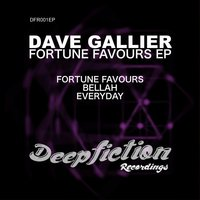 Fortune Favours EP — Dave Gallier