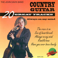 Country Guitar - Always on My Mind — The John Davis Band