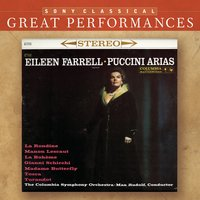 Puccini Arias and Others in the Great Tradition [Great Performances] — Eileen Farrell, Columbia Symphony Orchestra, Max Rudolf