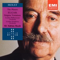 Elgar/Holst - Orchestral Works — Sir Adrian Boult, Эдуард Элгар