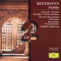 Beethoven: Fidelio — Ferenc Fricsay, Bayerisches Staatsopernorchester