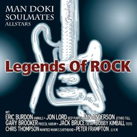 Legends Of Rock — Man Doki Soulmates Allstars