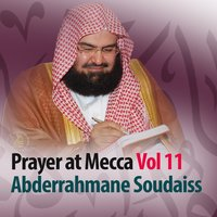 Prayer At Mecca, Vol. 11 — Abderrahmane Soudaiss