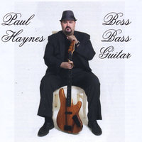 Boss Bass Guitar — Paul Haynes