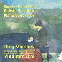 Pabst: Concerto for piano and orchestra in E-Flat Major - Rimsky-Korsakov: Concerto for piano and orchestra in C-Sharp Minor - S — Oleg Marshev, Vladimir Ziva, South Jutland Symphony Orchestra