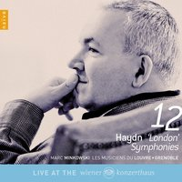 Haydn: 12 London Symphonies — Йозеф Гайдн, Marc Minkowski