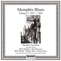 Memphis Blues, Vol. 3 (1927 - 1930) — сборник