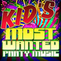 Kid's Most Wanted Party Music — Future Pop Stars