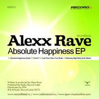 Absolute Hapiness — Alexx Rave