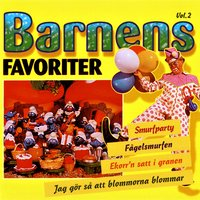 Barnens favoriter 2 — Mariann Grammofon Various