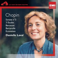 Chopin Oeuvres Pour Piano — Danielle Laval, Фредерик Шопен