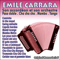 Son Accordéon Et Son Orchestre — Emile Carrara