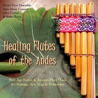 Healing Flutes of the Andes (Native American Flute & Andean Panpipes for Massage, Yoga, Spas & Relaxation) — Jessita Reyes, Ben Tavera King, Native Flute Ensemble, Mesa Music Consort, Tarahumara