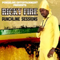 Punchline Sessions — Ricky Fire