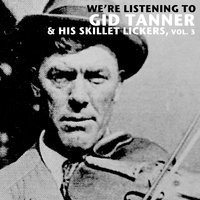We're Listening to Gid Tanner & His Skillet Lickers, Vol. 3 — Gid Tanner & His Skillet Lickers