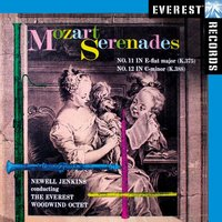 Mozart Serenades — Everest Woodwind Octet