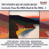 Contrasts: From the 1960s Back to the 1920s, Vol. 1 — Paul Desmond, Domenico Modugno, Roger Roger, Percy Faith