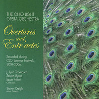 Overtures and Entr'actes — Ohio Light Opera Orchestra