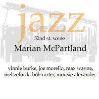Jazz 52nd St Scene — Marian McPartland
