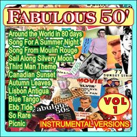 Fabulous 50' Vol. 1 - Instrumental Versions — сборник