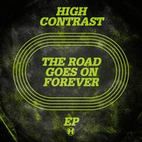 The Road Goes On Forever — High Contrast