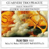 Ludwig van Beethoven: Piano Trios, Vol. 2 — Людвиг ван Бетховен, Pierre Barbier, Pascal Moragues, Guarneri Trio Prague, Pascal Moraguès, Pierre Barbier, Guarneri Trio Prague