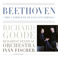Beethoven: The Complete Piano Concertos — Richard Goode, Людвиг ван Бетховен