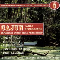 Cajun Early Recordings — сборник