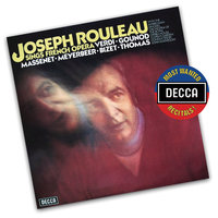 Joseph Rouleau Sings French Opera — Orchestra of the Royal Opera House, Covent Garden, Joseph Rouleau, John Matheson