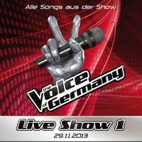 29.11. - Alle Songs aus Liveshow #1 — The Voice Of Germany