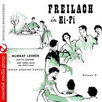 Freilach In Hi-Fi: Jewish Wedding Dances, Vol. 3 — Murray Lehrer Ensemble