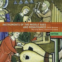 Instruments of Middle Age and Renaissance — David Munrow, Early Music Consort Of London