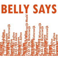 Belly Says — Erny Green