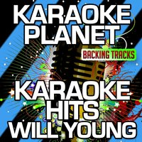 Karaoke Hits Will Young — A-Type Player