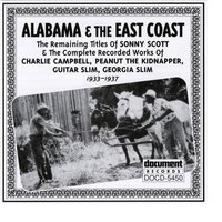Alabama & The East Coast (1933-1937) — сборник
