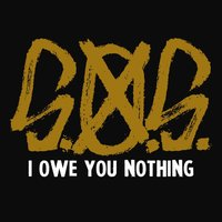 I Owe You Nothing - EP — S.O.S.