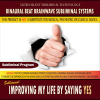 Improving My Life By Saying Yes — Binaural Beat Brainwave Subliminal Systems