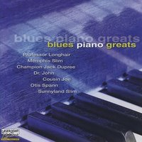 Blues Piano Greats — сборник