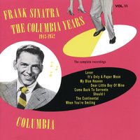 The Columbia Years (1943-1952): The Complete Recordings: Volume 11 — Frank Sinatra