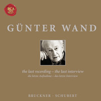 The Last Recording - The Last Interview — Gunter Wand, NDR Sinfonieorchester