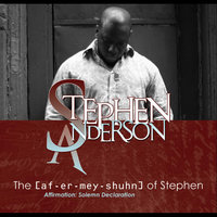 The Affirmation Of Stephen — Stephen Anderson