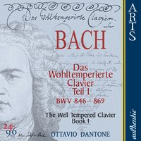 Bach: The Well-Tempered Clavier, BWV 846-869, Book 1 — Ottavio Dantone, Иоганн Себастьян Бах
