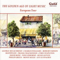 The Golden Age of Light Music: European Tour — сборник