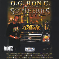 Southerns Finest / Chopped & Skrewed — O.G. Ron-C.