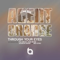 Through Your Eyes - Remix EP — Agent Orange, John Reyes, Rick Dyno, Flo Circus, Jackson Swaby