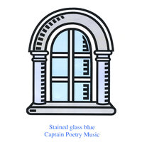 Stained Glass Blue - Single — Steven Henry