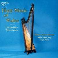 Harp Music of Wales — Robin Huw Bowen